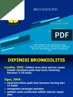Deni Bronkiolitis