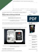 Débloquer Modem Mifi 4G Huawei E5573s-856