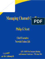 Managing Channel Conflict Net