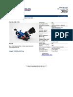 BLITZFORCE Monitor Portátil