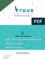 AfourTech Smart Car Change