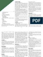 Dungeon Twister Glossary PDF