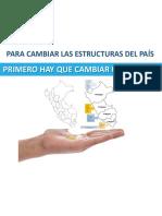 Fundamentos para la Creación de la Nueva República del Perú