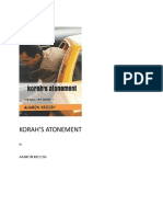 Korah's Atonement