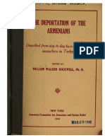 The Deportation of the Armenians by William Walker Rockwell, Source Hathi Trust Digital Library