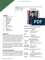 Luis Fonsi - Wikipedia, La Enciclopedia Libre