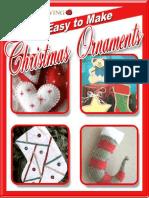6 Sew Easy to Make Christmas Ornaments.pdf