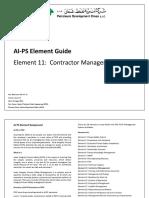 AI-PS Element Guide No 11