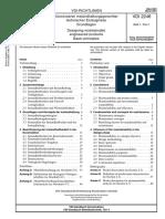 [VDI 2246 Blatt 1-2001-03] -- Konstruieren Instandhaltungsgerechter Technischer Erzeugnisse - Grundlagen (1)