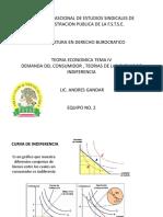 Exposicion  Economia I
