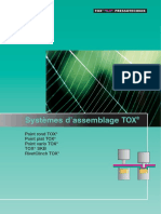 Tox Pressotechnik Clinchage Systemes d Assemblage 428844