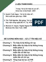 Xu Ly Tin Hieu So (Hay)