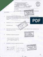 Solucionario 1 Parcial Matematica 18