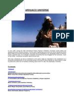 Arhuaco Universe Book