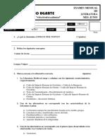 Examen Mensual (Junio)