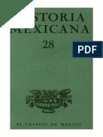 Historia Mexicana 028 Volumen 7 Numero 4.pdf