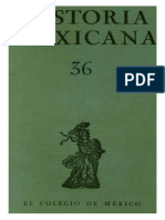 Historia Mexicana 036 Volumen 9 Numero 4.pdf
