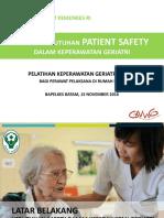 Mi 6 Patient Safety Pi