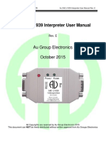 Au J1939 Interpreter UserManual RevE 2015-10-16