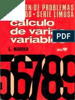 Cálculo de Varias Variables Vol. 2 - Marder
