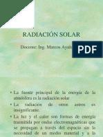 3º Radiacion Solar
