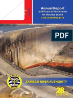 ZRA Annual Report 28th Edition