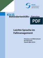 Leichte Sprache Im Fallmanagement Stand 04-04-2016-1