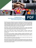 7 Program Kerja Desk Mea Semarang 2016 - 2020