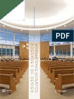 Acústica Del Espacio de Adoración - Worship Space Acoustics - ARQUILIBROS - AL