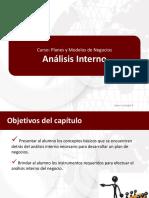 Analisis Interno UPC