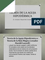 Teoría de La Aguja Hipodérmica,2