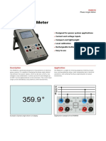 MEGGAR PHASE ANGLE METER Data-sheet-PAM410.pdf