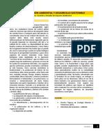 Lectura M1 - Contaminación Ambiental y Desarrollo Sostenible