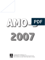 AMO-D 2007