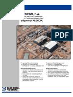 000 Siemens Sagunto