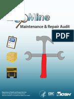 Ergo Mine Maintenance and Repair