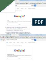 História Do Logotipo Google