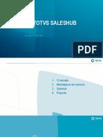 Sales Hub Totvs - 2016