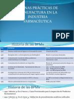 BPM industria farmacéutica