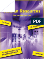 Human Resource Management Catalogue 2009