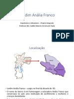 Distrito aricanduva