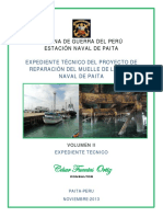 Expediente Tecnico Paita Nov. 2013