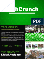 Tech Crunch Media Kit 2017