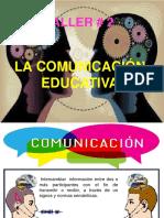 Taller # 2 Comunicacion Educativa