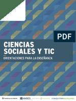 Libro Ciencias Sociales y TIC