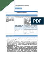CTA1-U4-SESION 02Relaciones en Los Ecosistemas