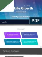 Mobile Growth Handbook 2017