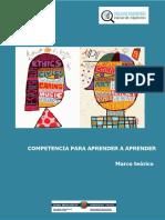 Libro-competencias Para Aprender a Aprender