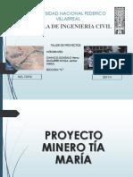 Proyecto Minero Tía María