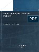 Instituciones de derecho pùblico - Carnota.pdf